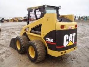 download caterpillar 236b, 246b, 252b, 262b skid sreer loader parts manual
