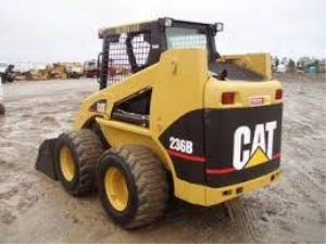 Download Caterpillar 236B, 246B, 252B, 262B SKID SREER LOADER Parts Manual   eBooks   Automotive