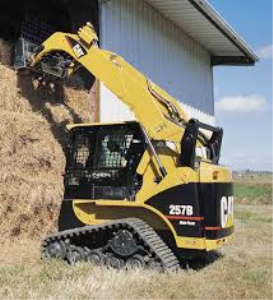 Download Caterpillar 247B and 257B Multi Terrain Loader Service Repair Manual | eBooks | Automotive