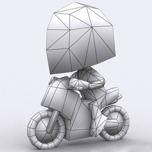 Chibii racers - sport bikes 3D | Photos and Images | Children