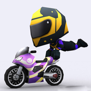 Chibii racers - dirt bikes 3D | Movies and Videos | Sports