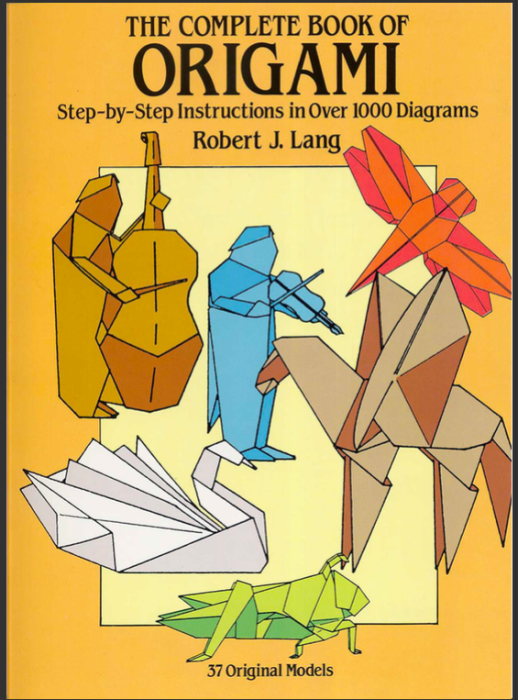 First Additional product image for - The Complete Book of Origami: Step-by-Step Instructions in Over 1000 Diagrams (Dover Origami Papercraft)
