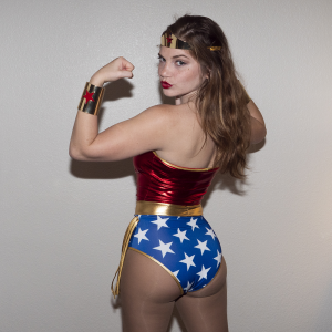 wonder woman returns part 1
