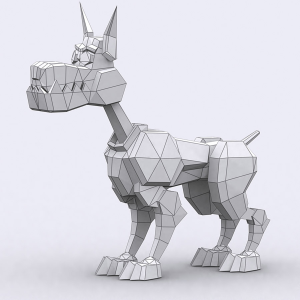 Robodogs animated 3d characters pack | Photos and Images | Children