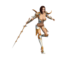 3DFoin - Female Royal Knight | Photos and Images | Fashion