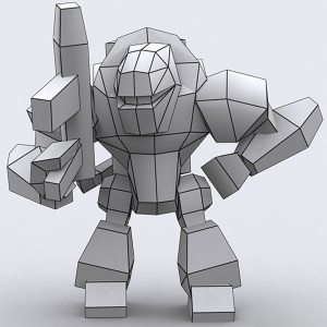 Warbots Brutes characters pack 3D | Photos and Images | Business World