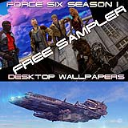 FREE Force Six Season I Sampler Wallpapers | Photos and Images | Digital Art