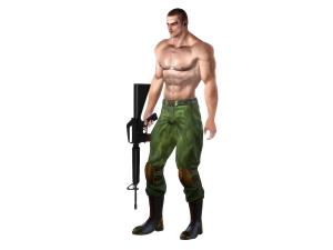 3dfoin - action hero