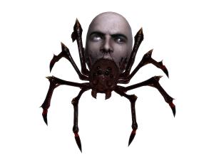 3dfoin - terror spider