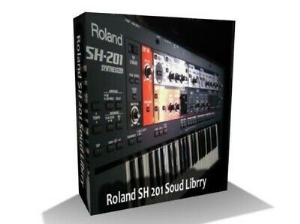 Roland SH 201 sound kit | Music | Soundbanks