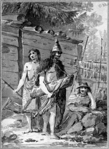 Indians of Nootka Sound, John Webber, 1778   Photos and Images   Travel