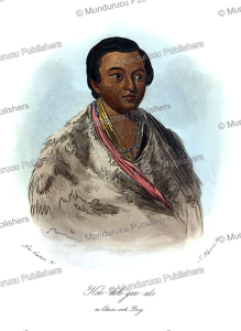 hee-doh-gee-ats, a chinook boy, george catlin, c. 1840