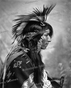 Cree Indian, Great Plains, 1903 | Photos and Images | Travel