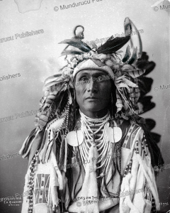 Spies on the Enemy, a Crow Indian, Frank Rinehart, 1898 | Photos and Images | Travel