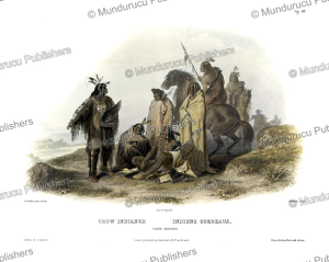Crow Indians, Karl Bodmer, 1940 | Photos and Images | Travel