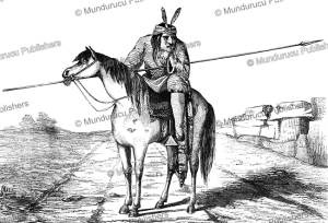 Comanche Indian, A. Joliet, 1860 | Photos and Images | Travel