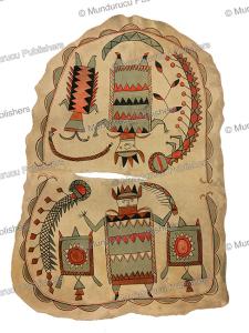 apache medicine shirt, john g. bourke, 1893