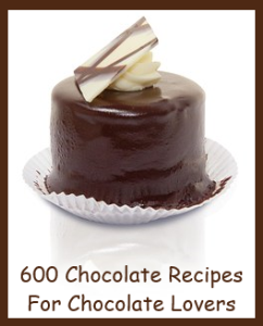 600 Chocolate Recipes | eBooks | Food and Cooking