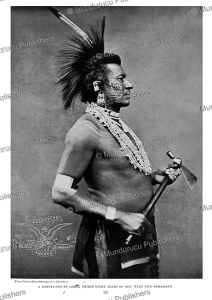 Sioux chief of the Dakota nation, Great Plains, Prince Bonaparte, 1900 | Photos and Images | Travel