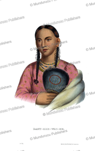 Rantchewaime, the wife of Mahaskah, an Ioway chief, Thomas McKenney, 1872 | Photos and Images | Travel