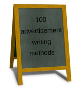 100 Advertisement Writing Methods | eBooks | Business and Money