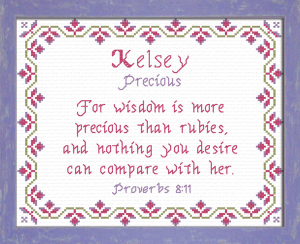 name blessings - kelsey
