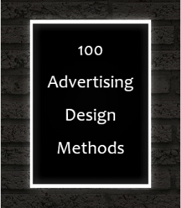 100 advertising design methods