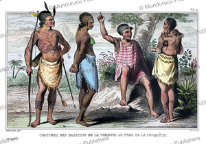 Natives of Virginia, Demoraine, 1839 | Photos and Images | Travel