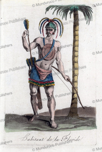 warrior of florida, jacques grasset de saint-sauveur, 1795