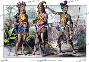 Timicua chiefs of Florida, Demoraine, 1839 | Photos and Images | Travel