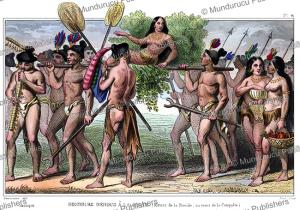 timucua queen, florida, demoraine, 1839