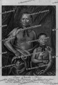 tomo chachi mico, a lower creek chief, with tattooed chest, willem verelst, 1738