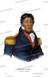 Pushmataha, a Choctaw warrior, Thomas McKenney, 1872 | Photos and Images | Travel