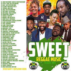 dj roy sweet reggae music reggae mix 2019