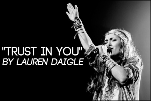 i will trust in you inspired by lauren daigle custom arranged for strings and rhythm.
