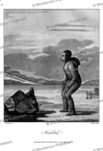 Hunchback Inuit, Greenland, S. Koenig, 1818 | Photos and Images | Travel