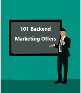 101 Backend Marketing Offers | eBooks | Business and Money