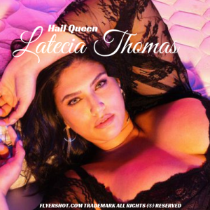 let's dance through the night - music video 2019. la'tecia thomas, the internet sensation!