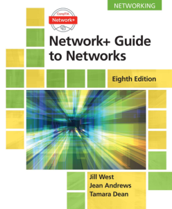 network+ guide to networks - west.j, andrews.j, dean.t