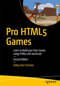 shankar a.r. - pro html5 games, second edition