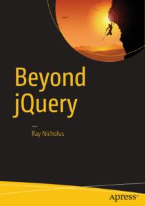 ray nicholus - beyond jquery