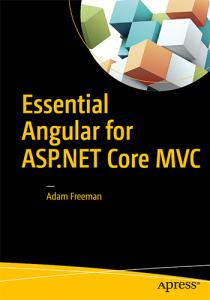 freeman a - essential angular ??? asp.net core mvc