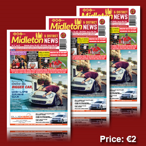Midleton News May 8th 2019 | eBooks | Magazines