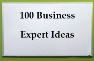 100 business expert ideas
