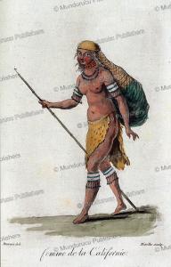 Woman of California, Desrais, 1788 | Photos and Images | Travel