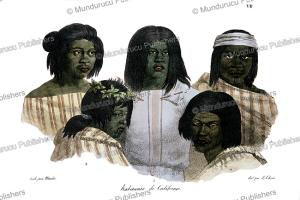 Natives of California, Louis Choris, 1823 | Photos and Images | Travel