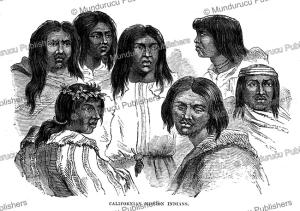 Californian Indians, Robert Brown, 1882 | Photos and Images | Travel