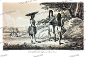 Mohave Indians, R.H. Kern, 1853 | Photos and Images | Travel