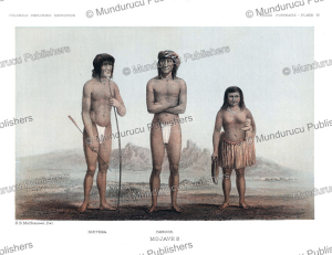 Mojaves (Mohave) Indians, H.B. Mollhausen, 1861 | Photos and Images | Travel
