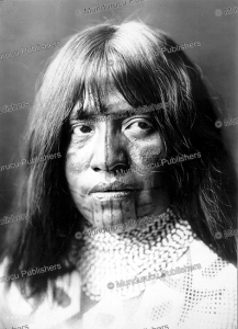 Mohave woman with face tattoo, 1902 | Photos and Images | Travel